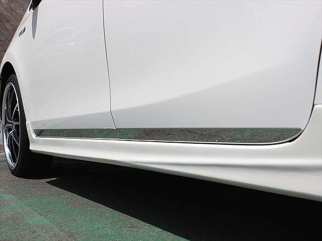 G フルエアロ・レーベンハート19インチアルミ・革調シートカバー・8インチHDDナビ・バックカメラ・ビルトインETC・LEDヘッドライト・ヘッドライトウォッシャー・1年間走行距離無制限保証(45枚目)