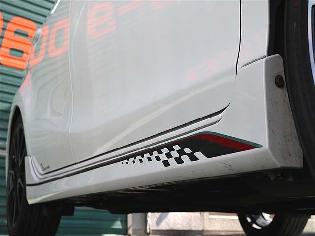 G G's 後期モデルガナドールセンターマフラーG's専用17インチアルミ純正LEDヘッドライト&フォグLEDビームG's専用ブラックレザーシート&フロアマットイクリプスナビ地デジETCインテリアイルミネーション(15枚目)