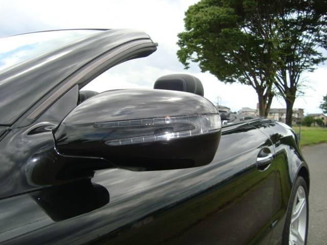 メルセデス・ベンツ M・ベンツ SL350AMGスポーツP左Hエアロアルミ黒本革SHDD