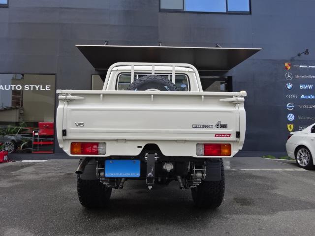 トヨタ ランドクルーザー70 ピックT期間限定モデル3インチリフトUPオーバーF16AW