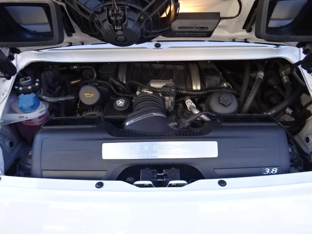 ポルシェ ポルシェ カレラ4Sスポーツクロノ禁煙車黒レザーS997最終型左H