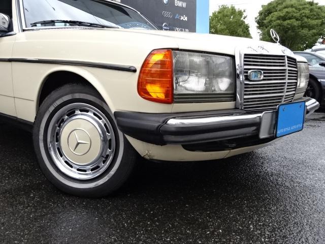 280CE D車ウエスタン サンルーフ ハーフ革 ウッドP(7枚目)