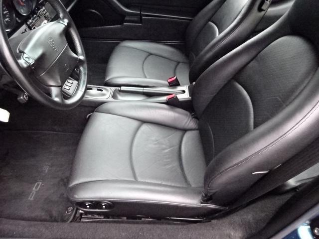 ポルシェ ポルシェ 911カレラ D車左H 後期バリオラムEG サンルーフ 黒革