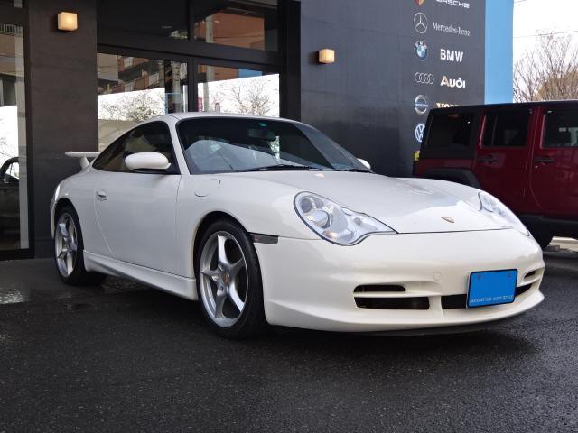 911カレラティプトロニックS D車右H GT3タイプエアロ(3枚目)