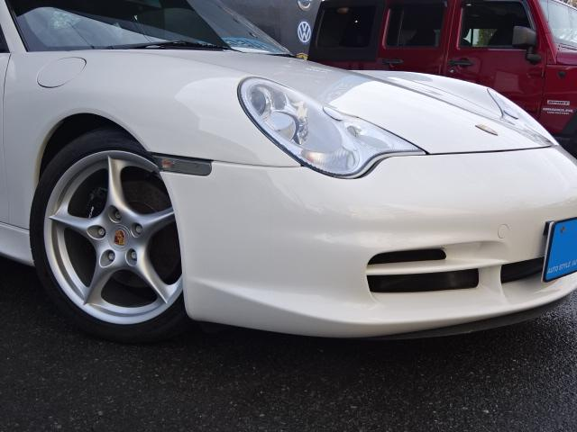 911カレラティプトロニックS D車右H GT3タイプエアロ(7枚目)
