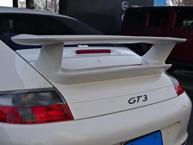 911カレラティプトロニックS D車右H GT3タイプエアロ(19枚目)
