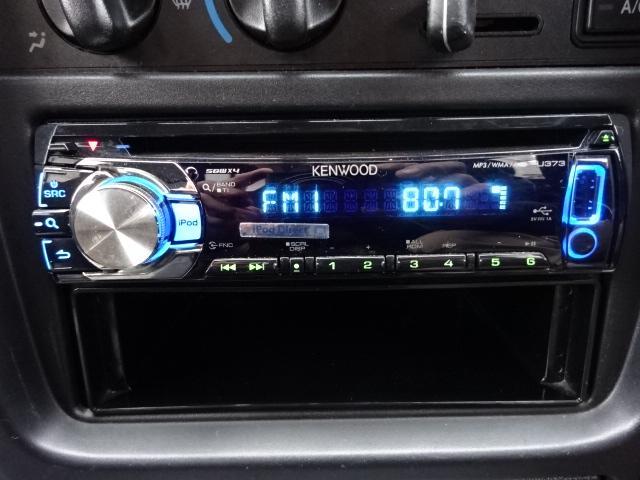 ダブルキャブ ワイド 16インチAW CD USB AUX(17枚目)