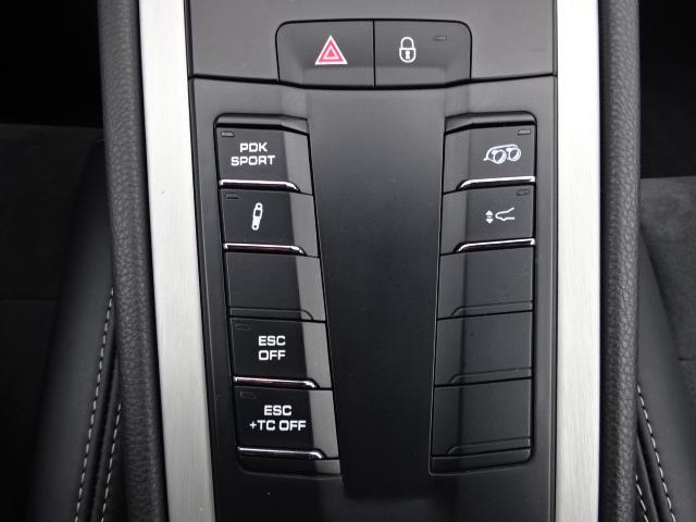 911GT3 PDK スポーツクロノP 左H 可変 パドルS(16枚目)