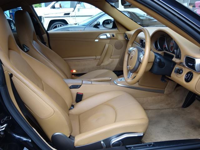 911カレラS 正規ディーラー車 右H ベージュ革 HDDナビ 19AW(9枚目)