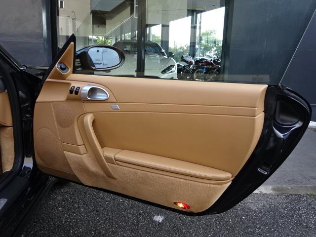 911カレラS 正規ディーラー車 右H ベージュ革 HDDナビ 19AW(13枚目)