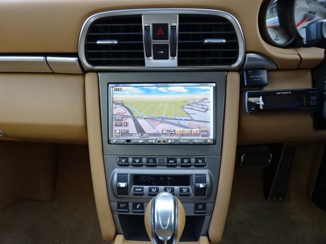 911カレラS 正規ディーラー車 右H ベージュ革 HDDナビ 19AW(16枚目)