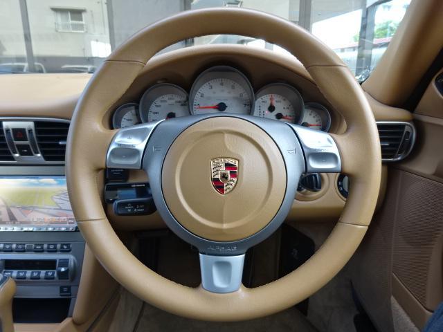 911カレラS 正規ディーラー車 右H ベージュ革 HDDナビ 19AW(32枚目)