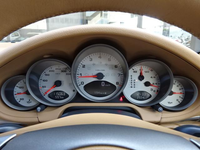 911カレラS 正規ディーラー車 右H ベージュ革 HDDナビ 19AW(33枚目)