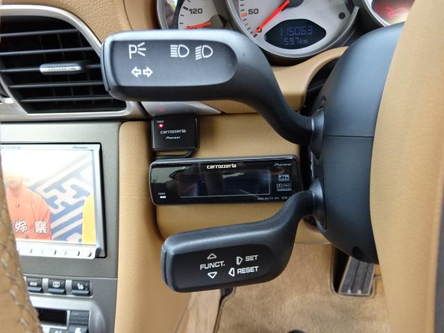 911カレラS 正規ディーラー車 右H ベージュ革 HDDナビ 19AW(35枚目)