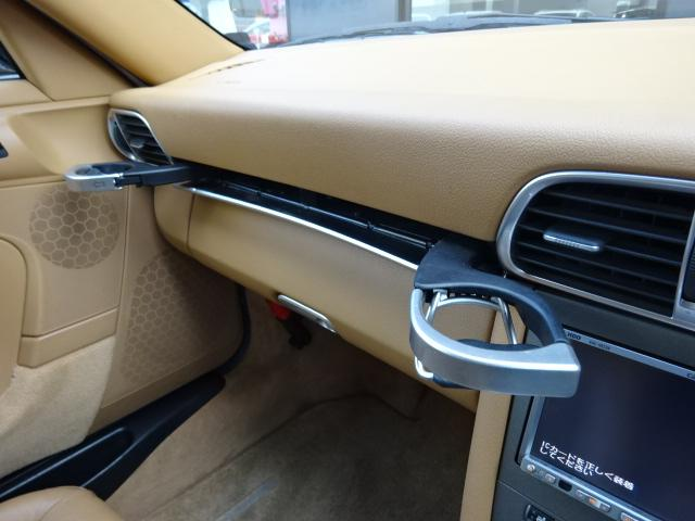 911カレラS 正規ディーラー車 右H ベージュ革 HDDナビ 19AW(42枚目)