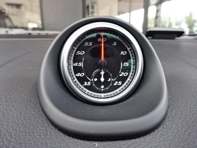 PDK D車左H スポーツクロノPKG HDDナビ HID(20枚目)