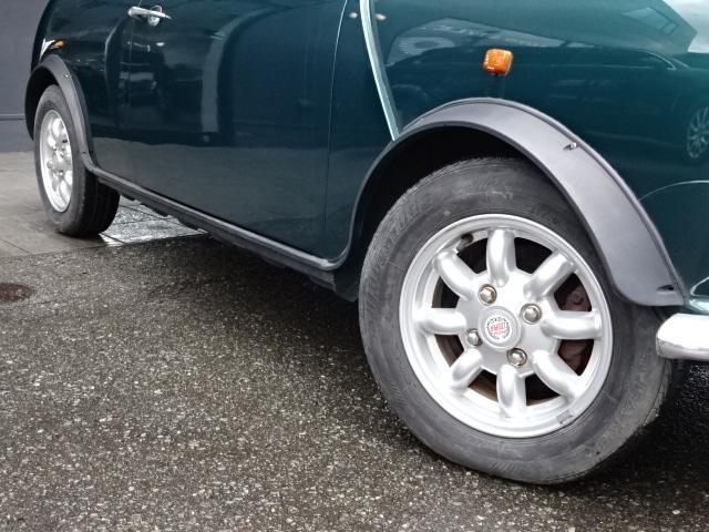 クーパー 4速MT D車 1オーナ 黒革シート ウッドパネル(6枚目)