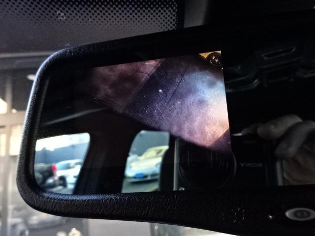 S ディーラー車 左H サンルーフ 21インチAW 黒革シート HDDナビ ETC ルーフレール Bカメラ アイドリングSTOP(35枚目)