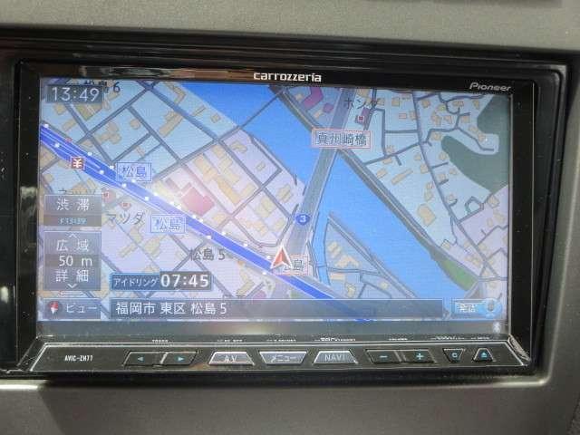 コンバーチブル V6オートチェックレポート付 HDDナビ(12枚目)