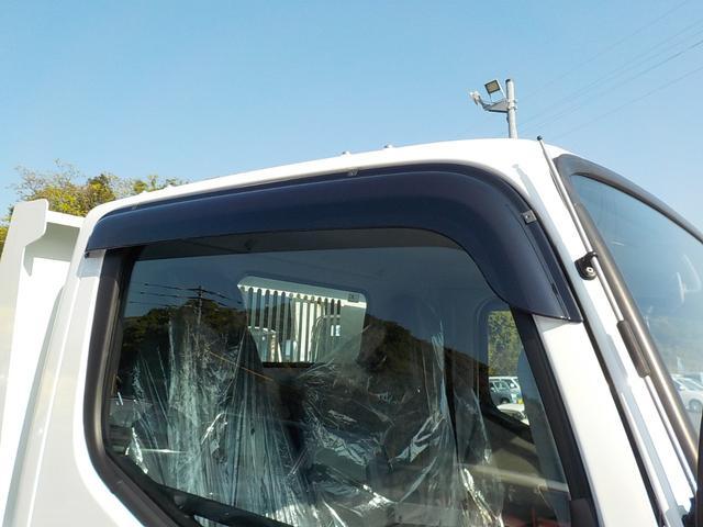 3t全低床強化ダンプ 衝突被害軽減ブレーキ 車線逸脱警報装置(12枚目)