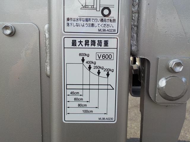 2t全低床 ダブルキャブ パワーゲート 衝突被害軽減ブレーキ搭載車 車輌安定性制御装置搭載車 車線逸脱警報装置(13枚目)