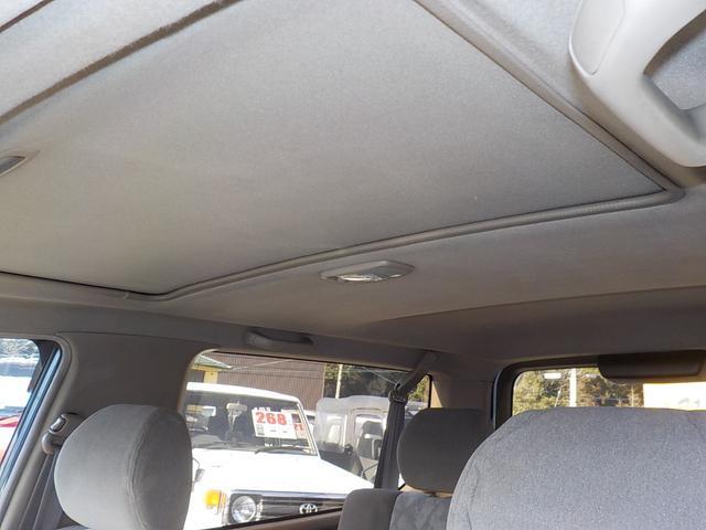 RZ RZワイド ディーゼルターボ サンルーフ付 禁煙車 フル装備 ナビバックカメラ ETC ドライブレコーダー アルミホイール(24枚目)
