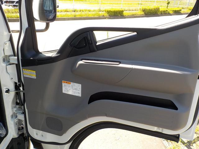 3t高床強化ダンプ 衝突被害軽減ブレーキ 車線逸脱警報装置 車輌安定性制御装置 キーレス 左電格ミラー コボレーン 中間ピン 枕木 角出し フォグランプ Bluetooth内蔵型ラジオ 登録済未使用(24枚目)
