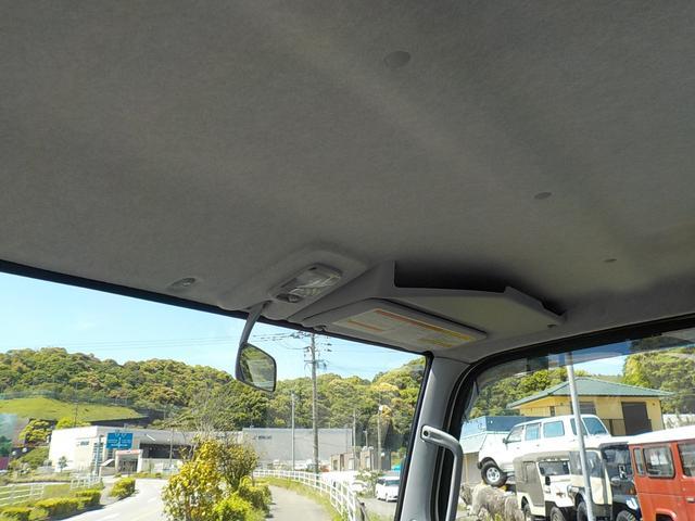 3t高床強化ダンプ 衝突被害軽減ブレーキ 車線逸脱警報装置 車輌安定性制御装置 キーレス 左電格ミラー コボレーン 中間ピン 枕木 角出し フォグランプ Bluetooth内蔵型ラジオ 登録済未使用(30枚目)