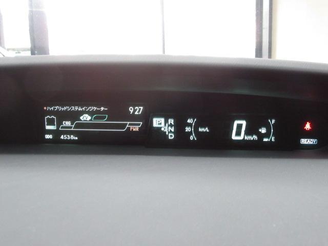 トヨタ プリウス S バジェット保証付き