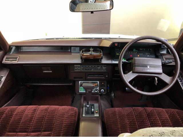 トヨタ クラウン ロイヤルサルーンSC 2オーナー デジタルメーター