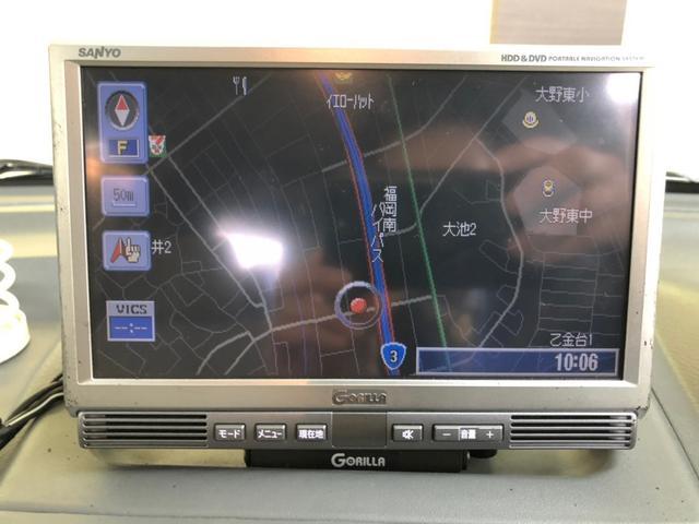 S 走行46835km 外付ナビゴリラ 5MT(14枚目)