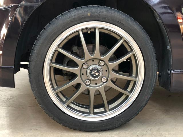 社外15インチアルミ!タイヤの目もまだあります!