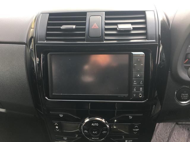 トヨタ カローラフィールダー X 202 特別仕様車 SDナビ地デジTV 純正レザーシート