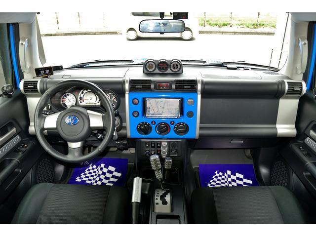 米国トヨタ FJクルーザー USトヨタ左ハンドル リフトUP仕様 フルカスタム