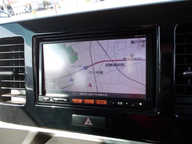 ドライブには欠かせないメモリーナビフルセグTV付!ドライブが楽しくなります♪