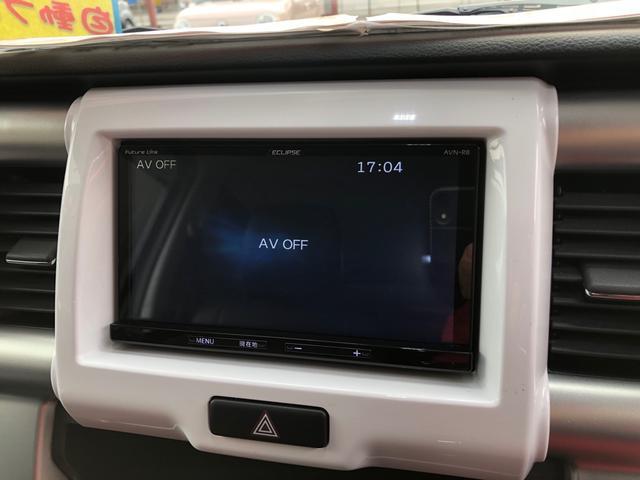 G SDナビ フルセグTV CD DVD Bluetooth SD録音 衝突被害軽減ブレーキ LEDライト シートヒーター 革調シートカバー(12枚目)