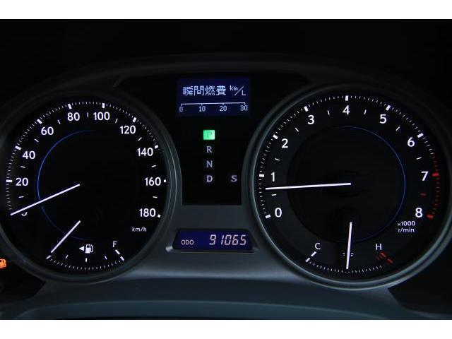 IS250 バージョンS HDDナビ 社外フルセグTV(6枚目)