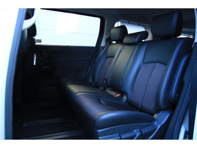 250ハイウェイスターS 純正ナビ エマージェンシーブレーキ 半革シート イオンWオートエアコン 両側電動スライドドア(11枚目)