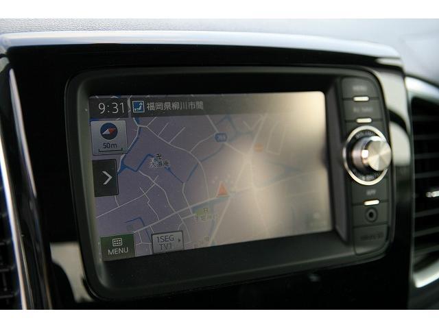 マツダ フレアワゴンカスタムスタイル XS メーカーオプションナビTV バックモニター
