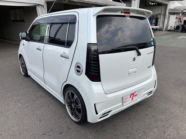 20周年記念車 フルエアロ メモリーナビ フルセグTV ETC 衝突被害軽減システム ホワイト CVT AC バックカメラ AW 4名乗り オーディオ付 スマートキー HID(7枚目)