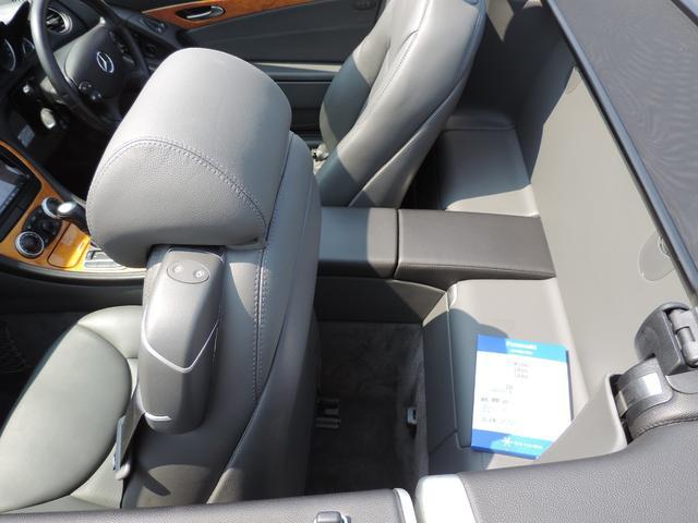 メルセデス・ベンツ M・ベンツ SL350 ナビ TV バックモニター