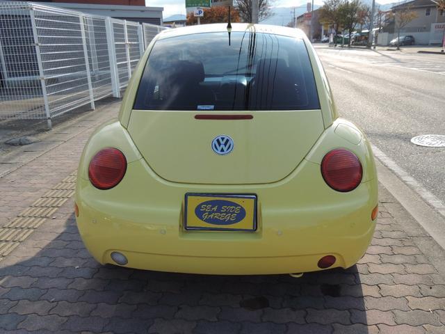 フォルクスワーゲン VW ニュービートル ベースグレード キーレス ABS