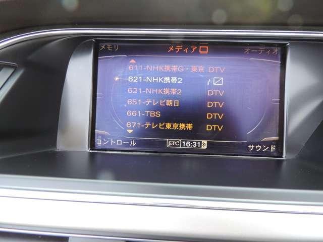2.0TFSIクワトロ 4WD HDDナビ シートヒーター(6枚目)