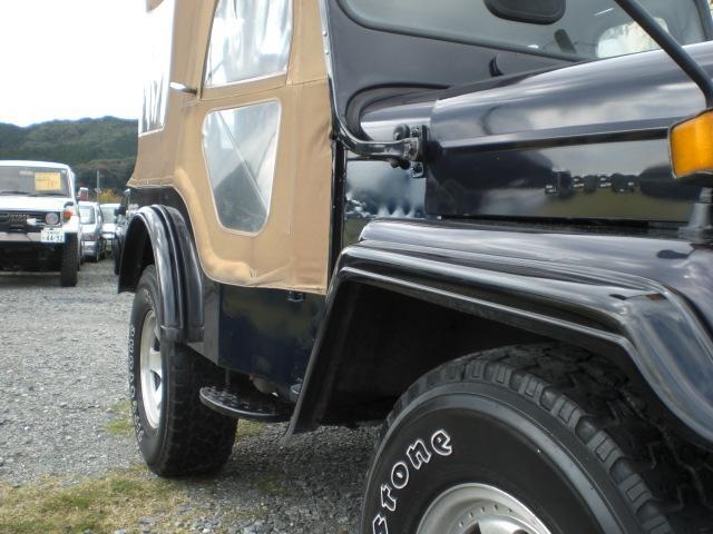三菱 ジープ J53 ディーゼルターボ