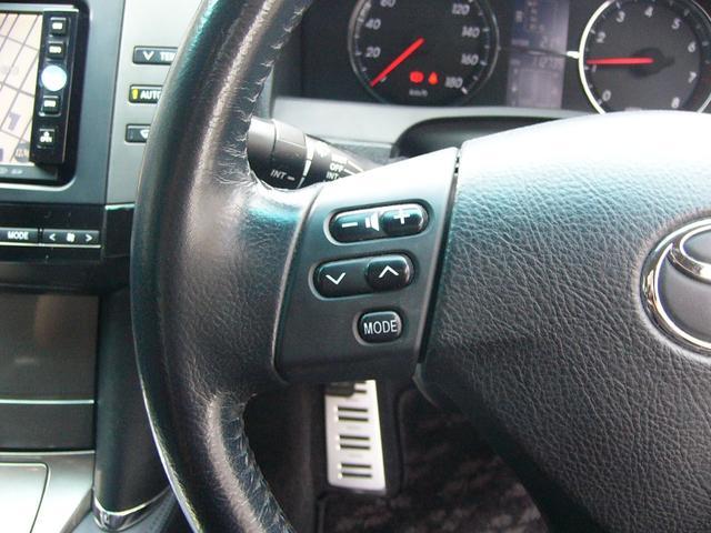 トヨタ マークX 250G Sパッケージ ナビ バックカメラ メッキアルミ