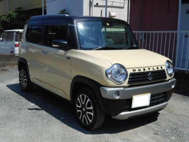「スズキ」「ハスラー」「コンパクトカー」「福岡県」の中古車5
