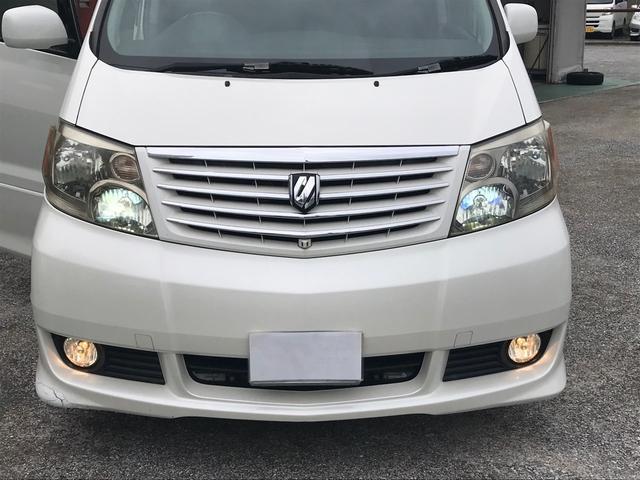 「トヨタ」「アルファード」「ミニバン・ワンボックス」「福岡県」の中古車8