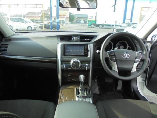 トヨタ マークX 250GワンオーナーSD地デジナビBカメラディスチャージ