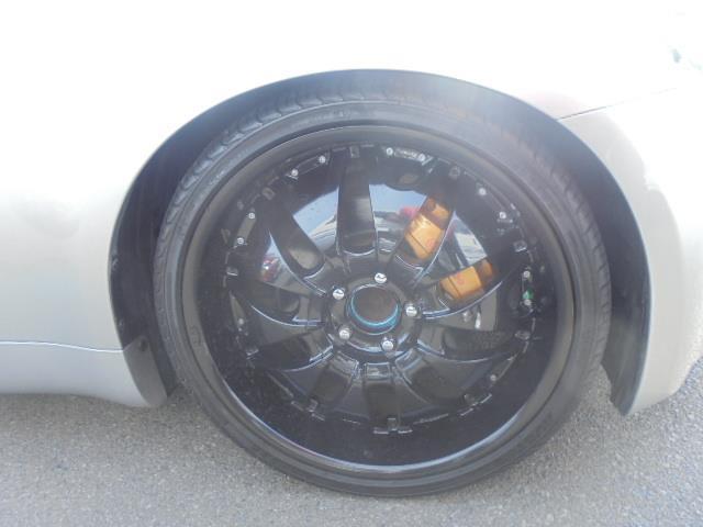 バージョンS20AW黒革シート車高調マフラー(3枚目)