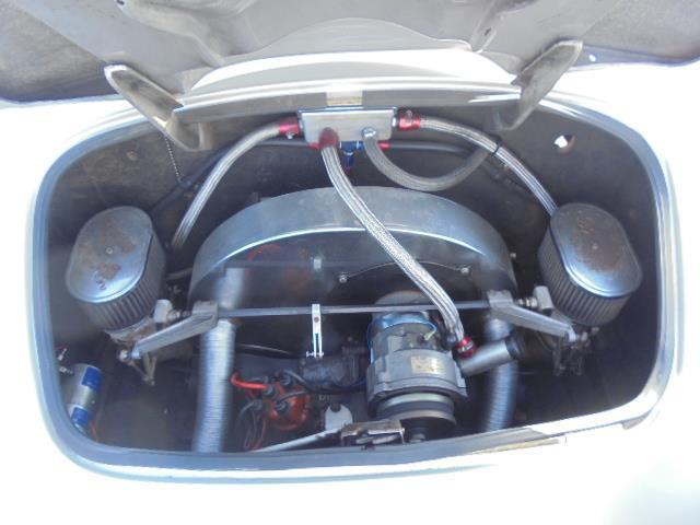 ポルシェ ポルシェ 356スピードスターレプリカ幌張替済みエンジン積み替え